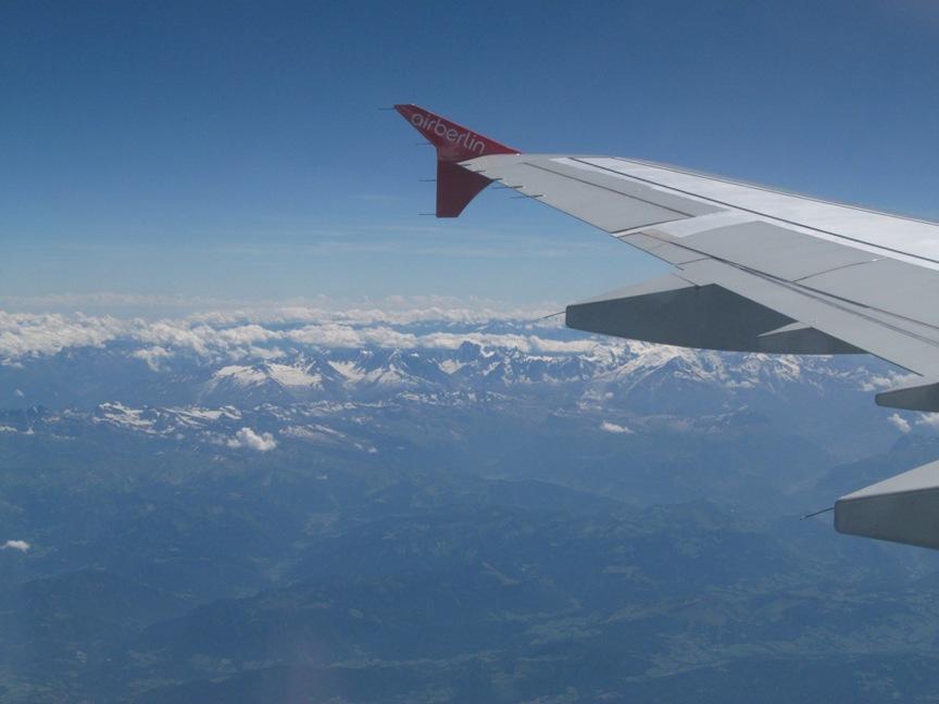 На Тенерифе из Мюнхена авиакомпанией AirBerlin