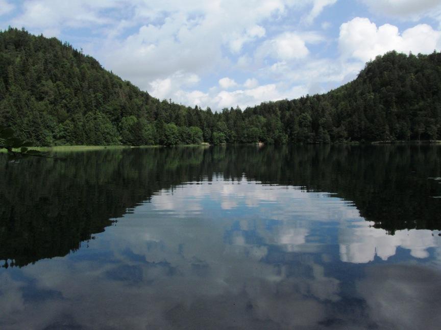 Озеро Алатзее (Alatsee)