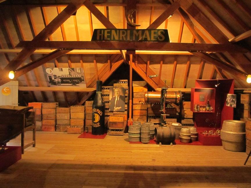 Экскурсия на пивоварню Henri Maes в Брюгге