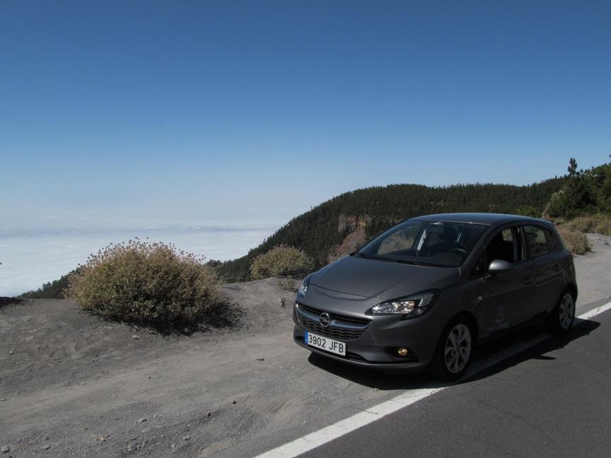 Прокатный автомобиль CICAR на Тенерифе
