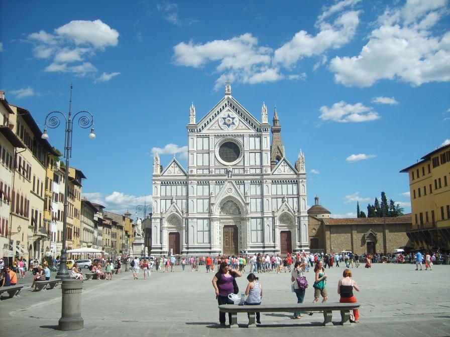 Базилика Санта-Кроче во Флоренции
