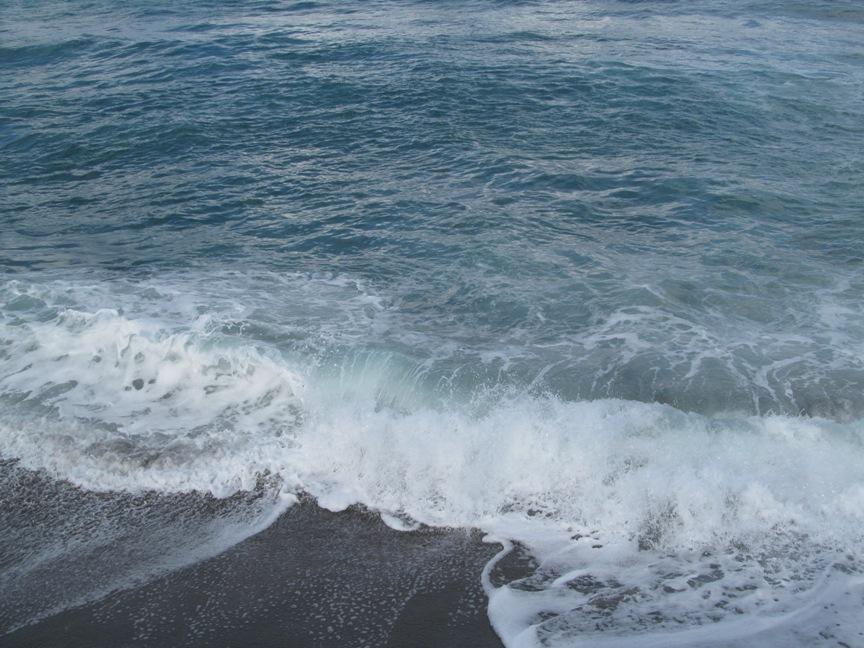 Тирренское море в Форио фотография