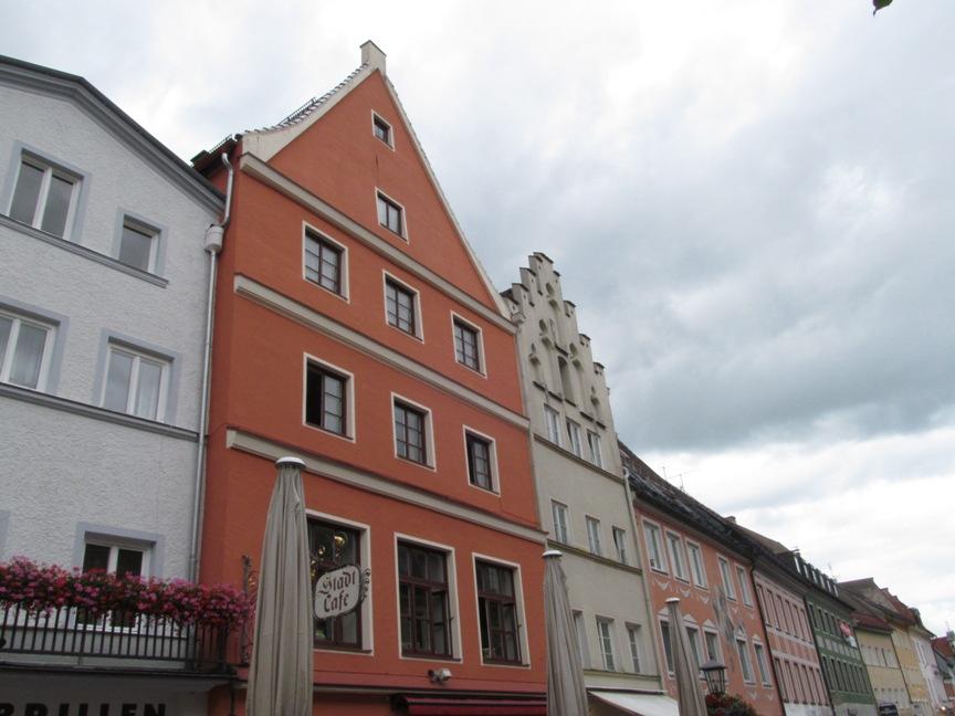Домики в Фюссене