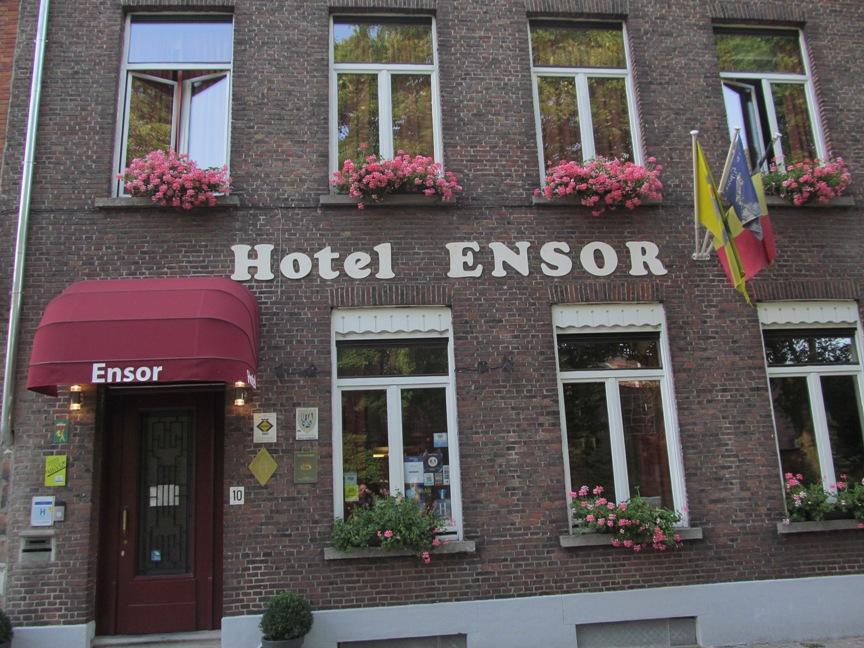 Отель Ensor в Брюгге фото