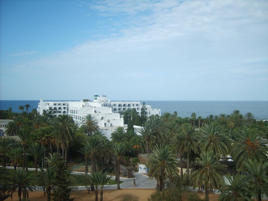Вид из окна Marhaba Sousse