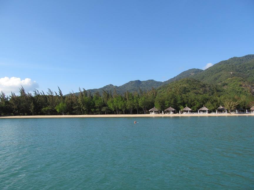 Пляж Khu du lich Dao Hoa Lan
