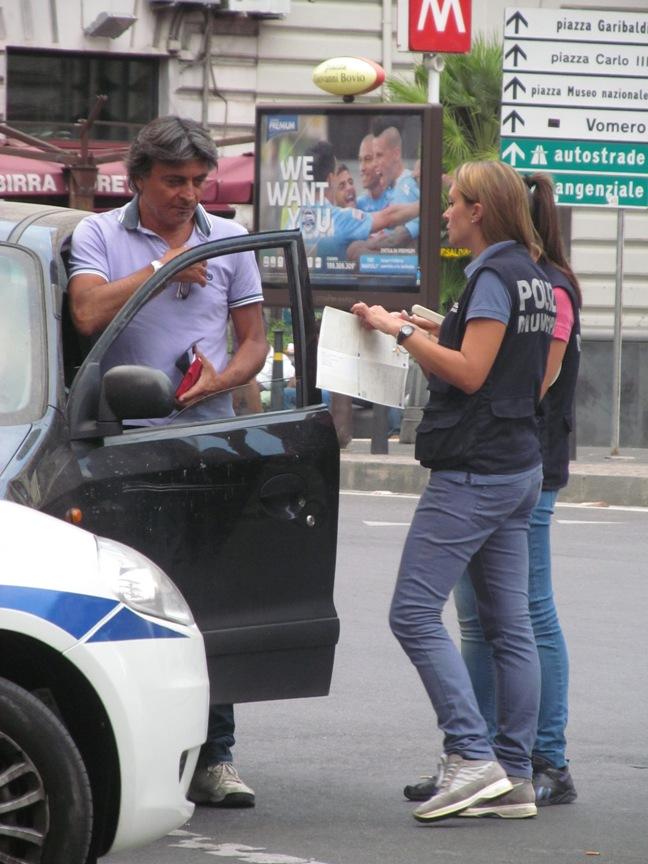 Полиция Неаполя