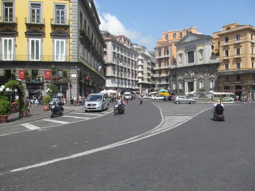 Фотография Неаполя