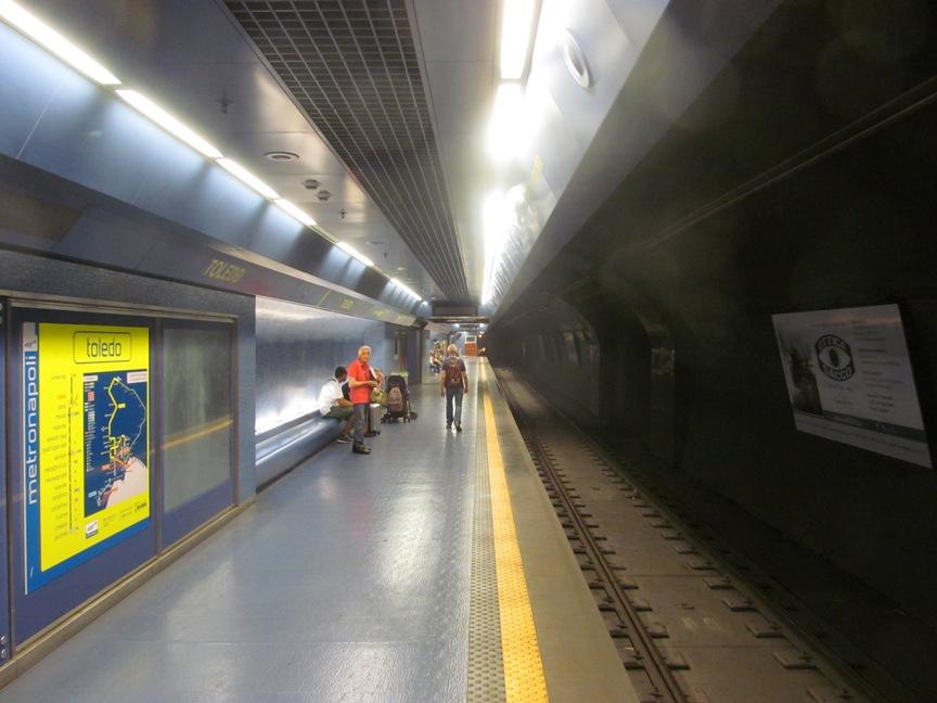 фото Толедо в Неаполе