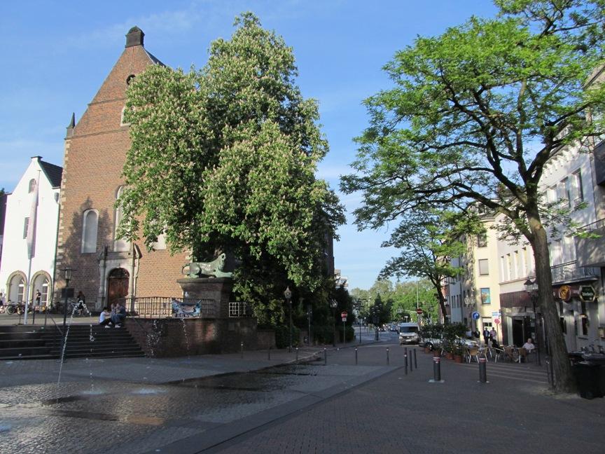 Достопримечательности Нойсса в Дюссельдорфе