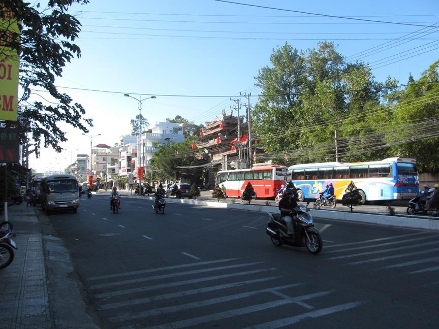 Фото улицы Нячанга