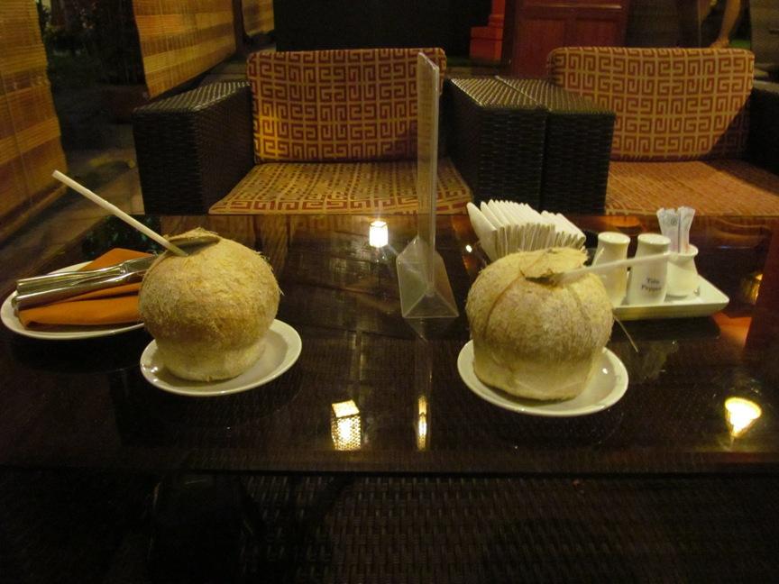 Фото кокосов в Нячанге