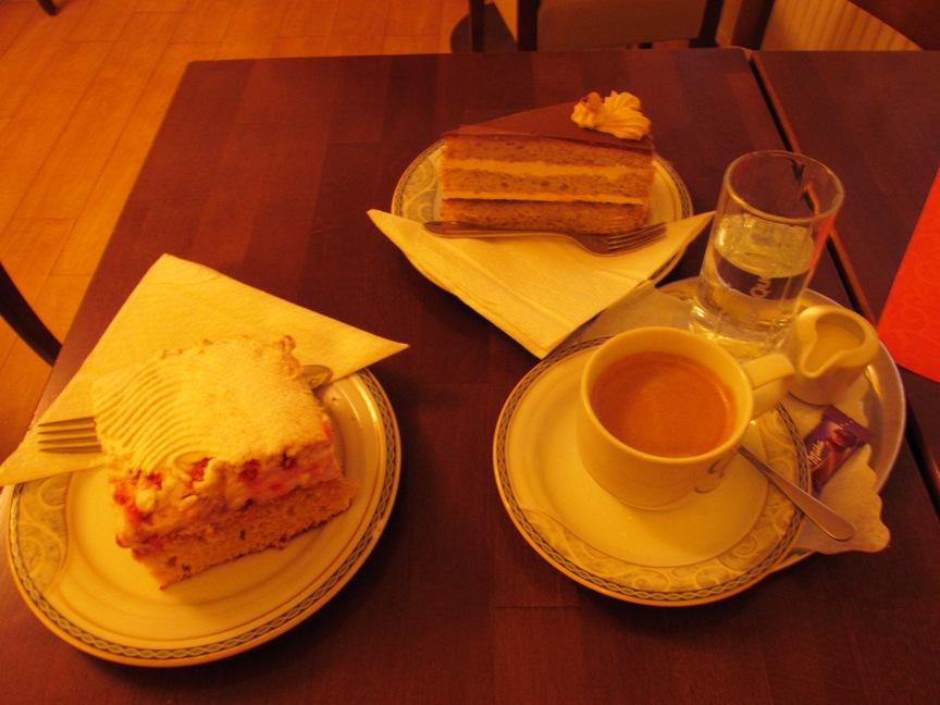 Кафе в Ройтте