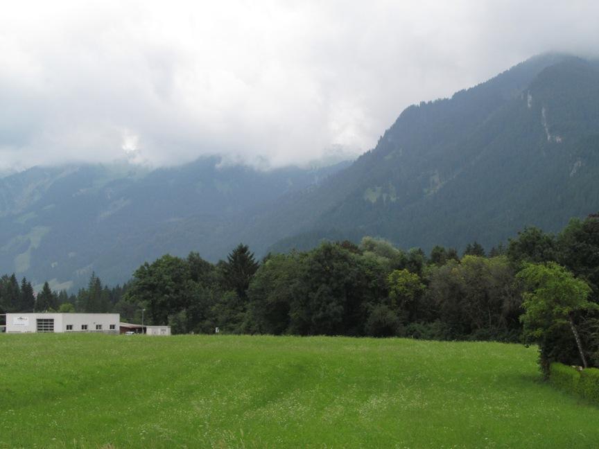 Фото горы в Ройтте
