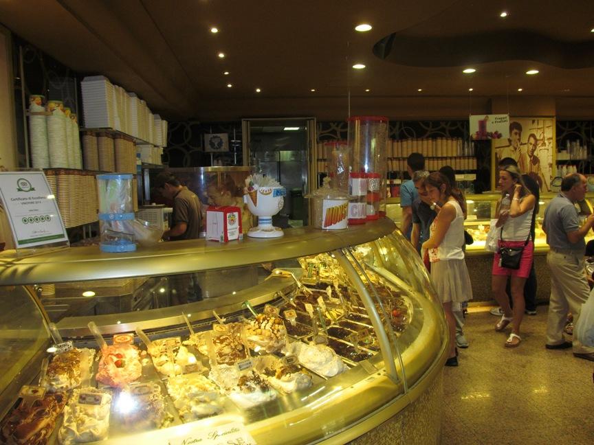 Кафе Римские каникулы в Риме
