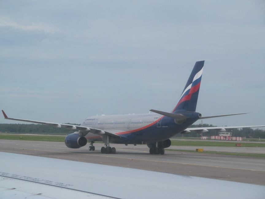 A330-200 Москва - Гавана