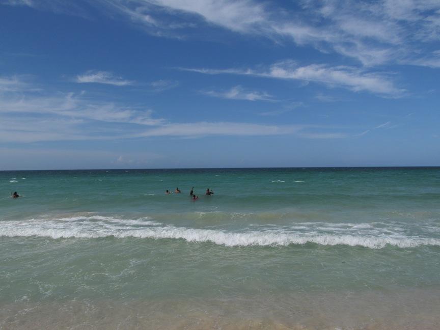 Атлантический океан на Кубе фото