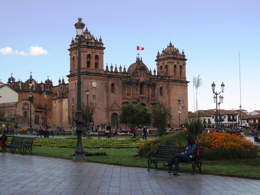 Кафедральный собор в Куско