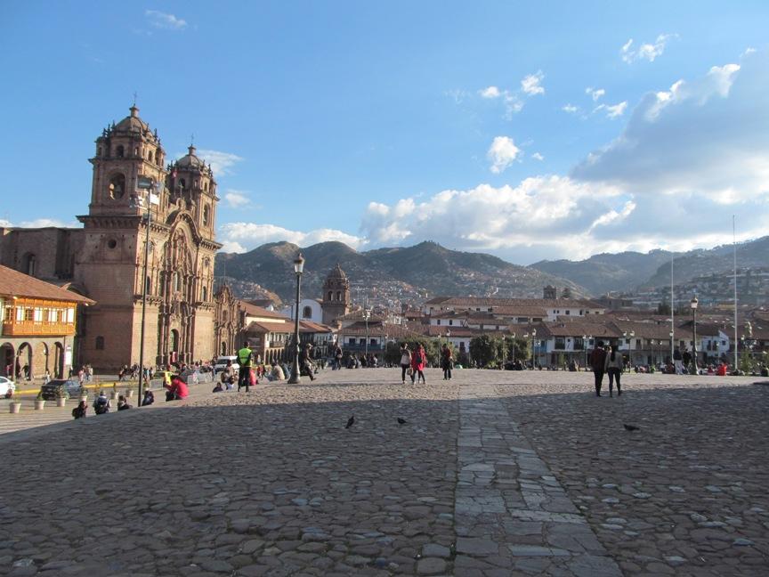 Фото Куско в Перу
