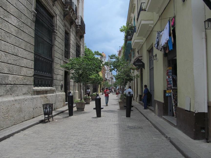 Улицы Гаваны фото