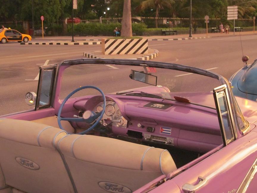 Такси в Гаване фото
