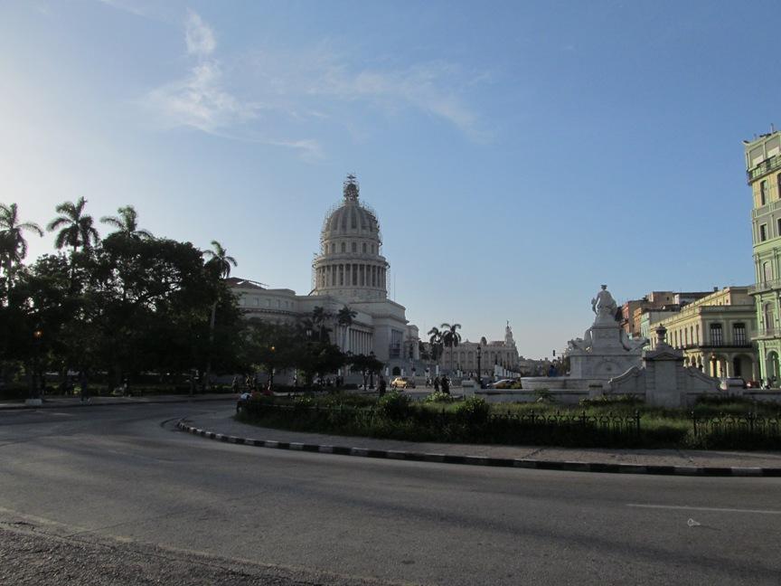 Капитолий в Гаване на Кубе