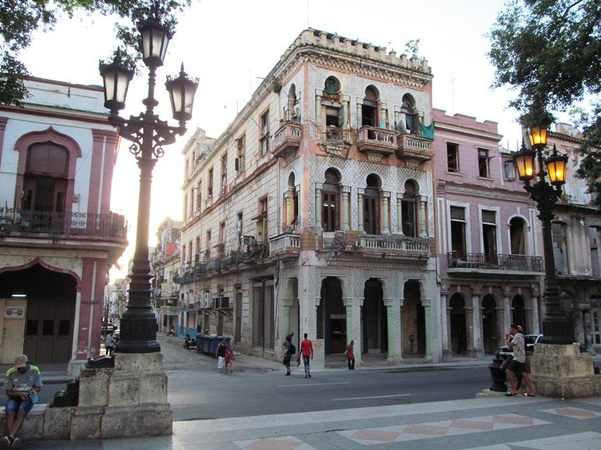 Бульвар Прадо в Гаване фото