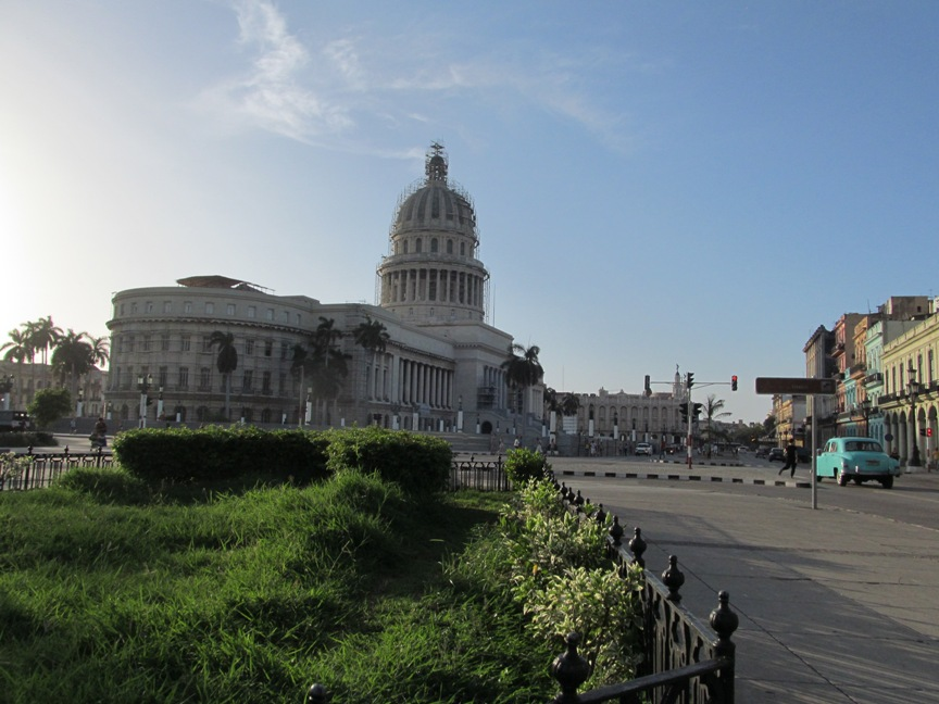 Капитолий в Гаване фото