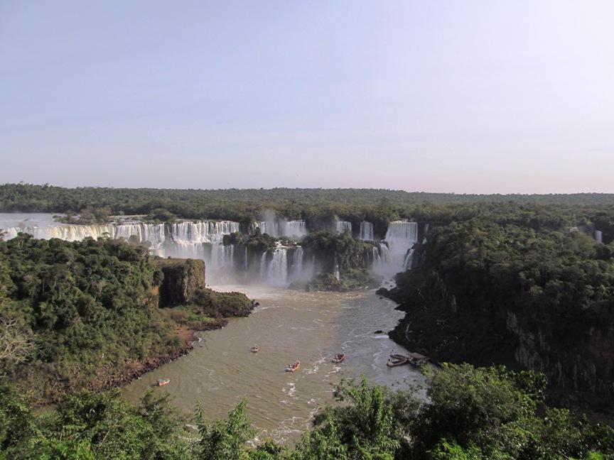Водопады Игуасу Бразилия фото