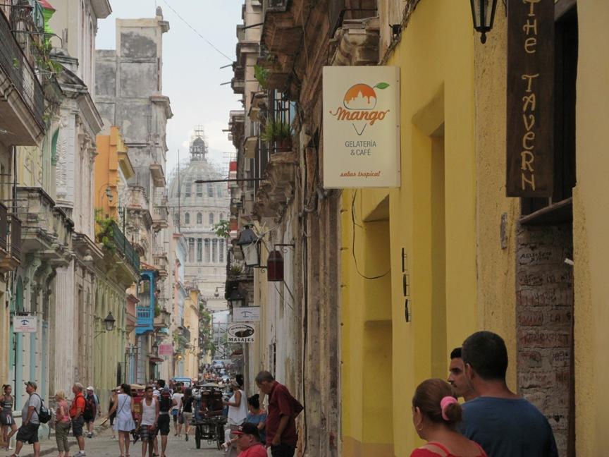 Живая фотография с Кубы