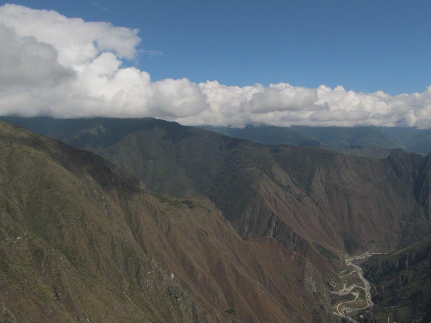 Кордильеры фото в Перу