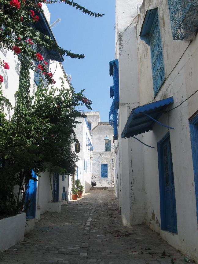 Фото в Сиди-Бу-Саиде