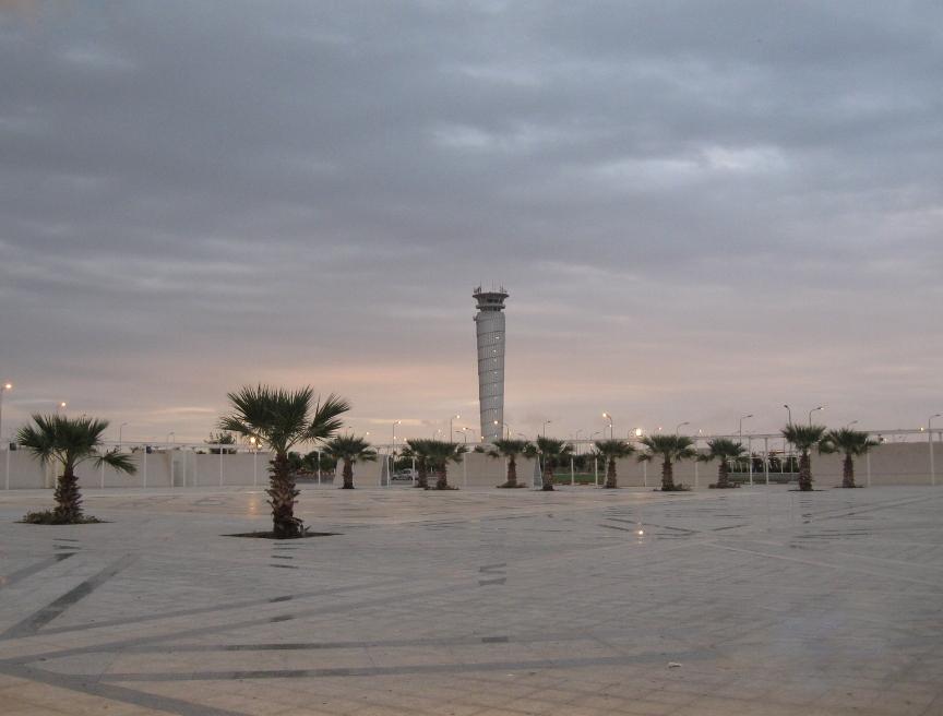 Фото площади аэропорта Сусса