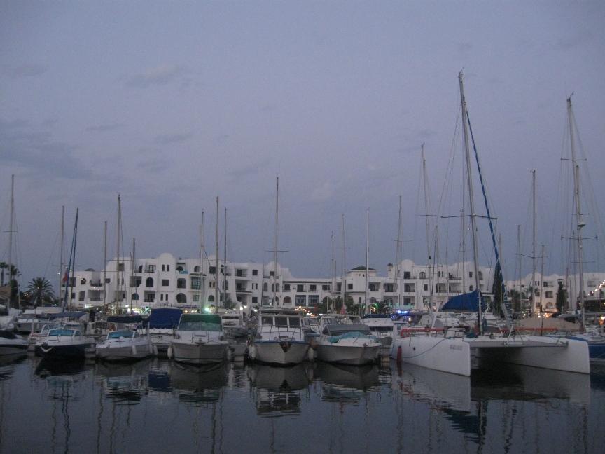 Фото порта Эль-Кантауи