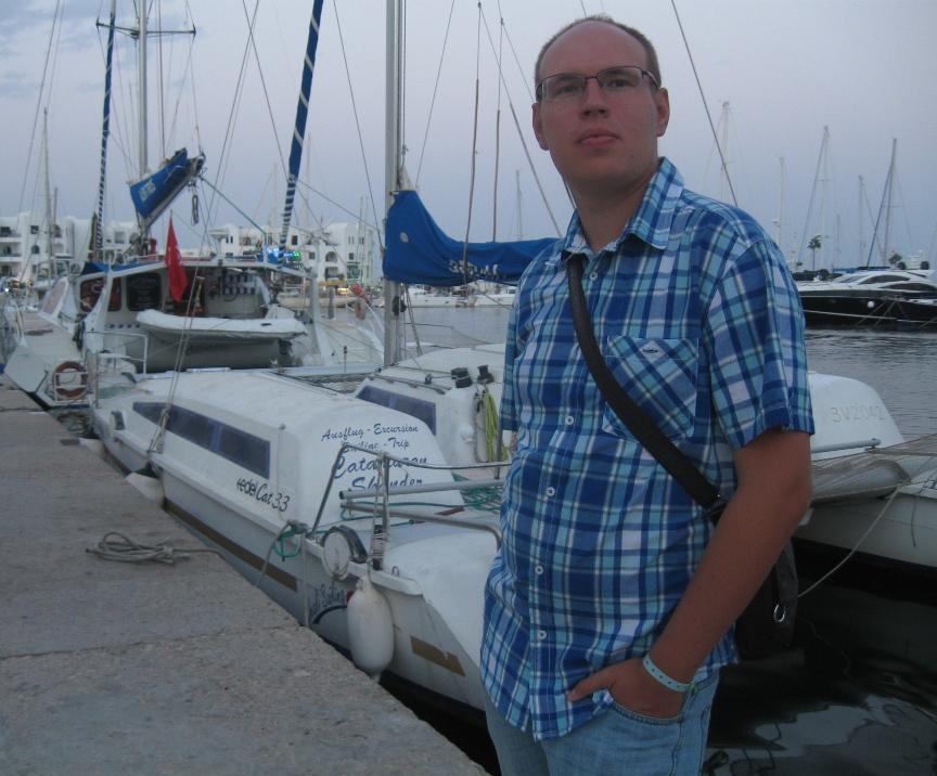 В порте Эль-Кантауи получаются хорошие фотографии