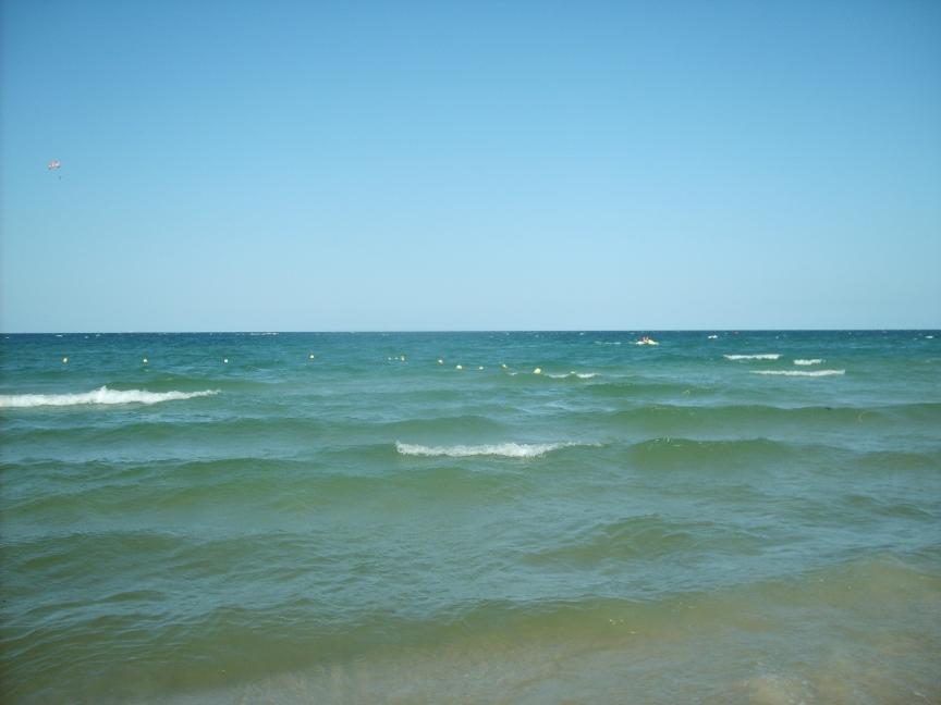 Фото моря в Суссе