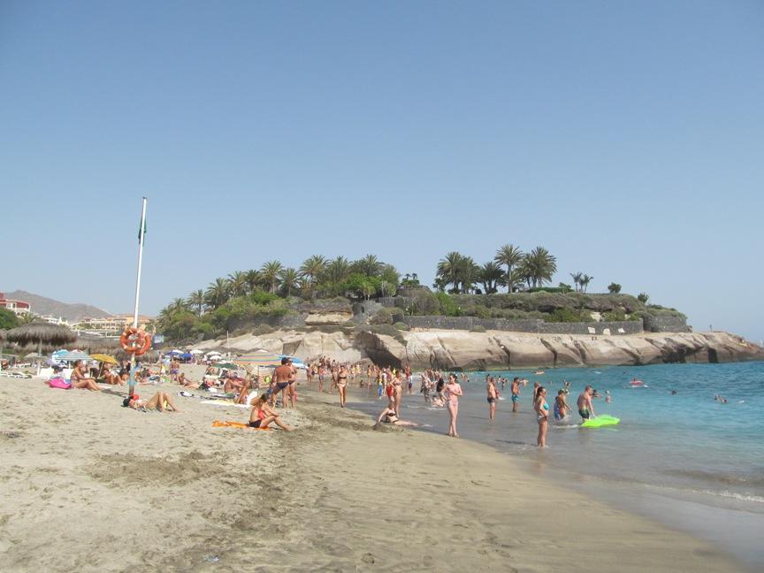 Пляж Эль Дюке фото
