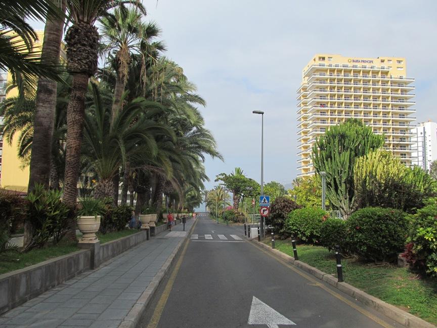 Пуэрто-де-ла-Крус фото