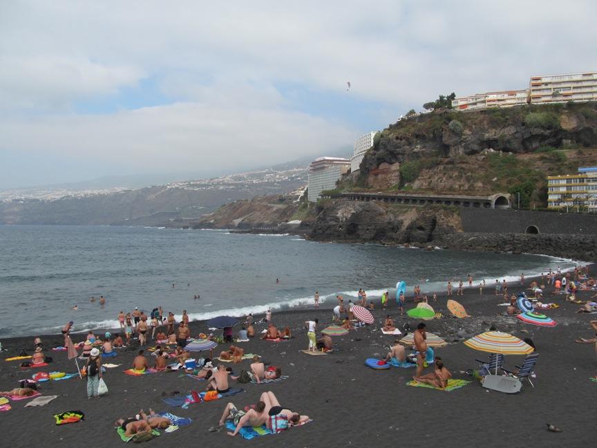 Пляж Плайя де Мартианес фото
