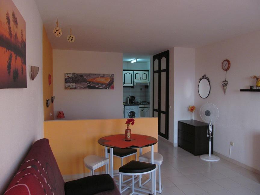 Квартира в Коста-Адехе на Тенерифе