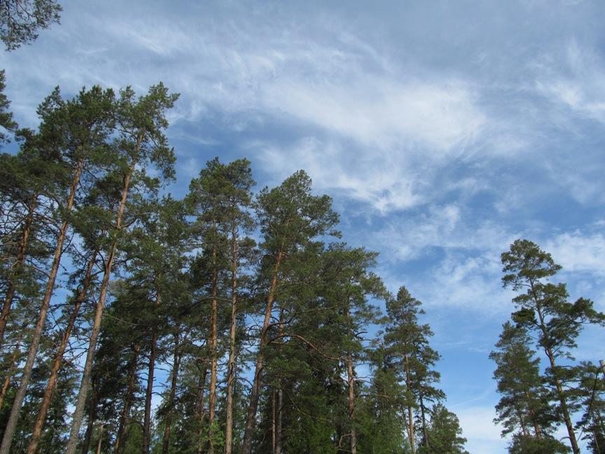 Небо на Валааме