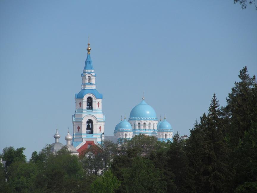 Валаамский Преображенский монастырь фотография