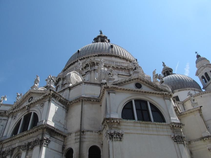 На фотографии собор Санта-Мария-Делла-Салюте