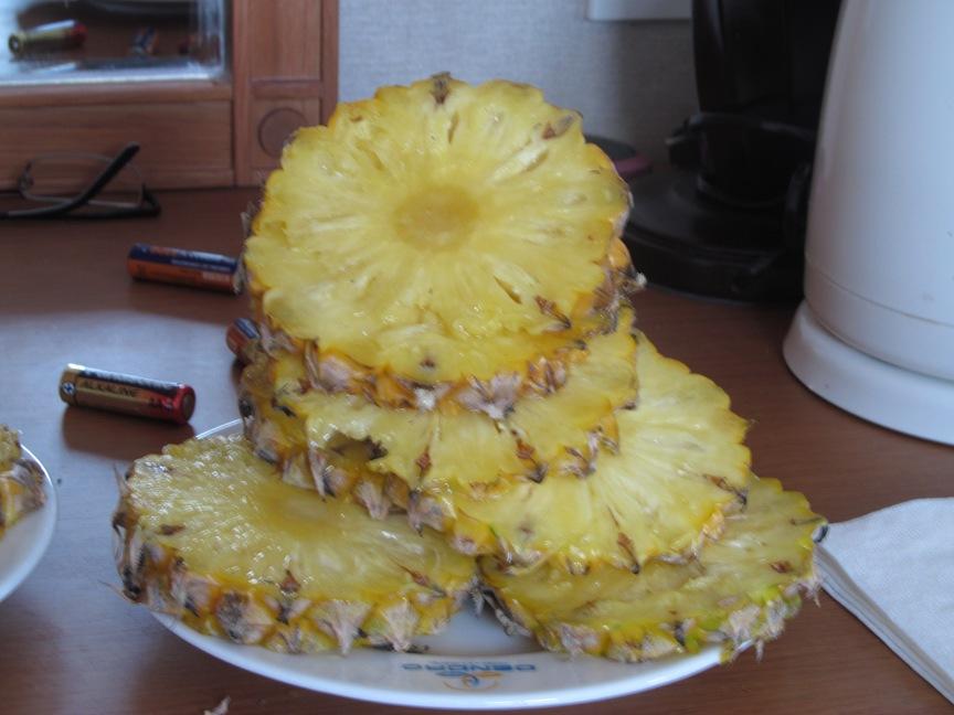 Фото ананаса во Вьетнаме