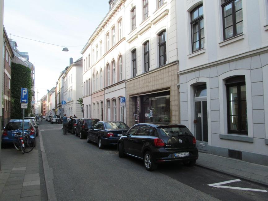 На улицах Кёльна фото