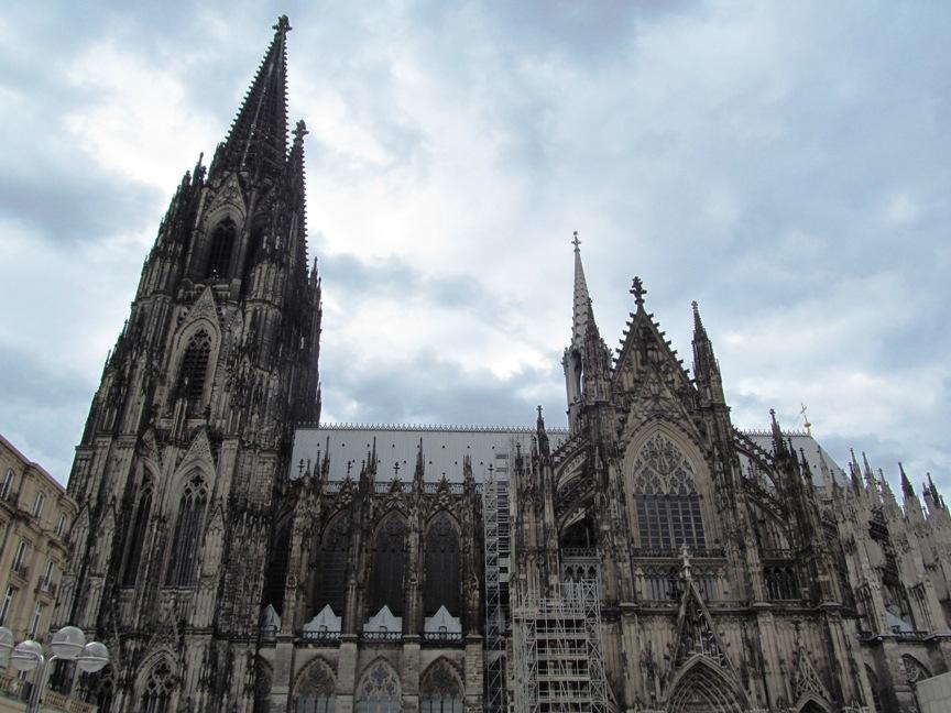 Кёльнский собор фото