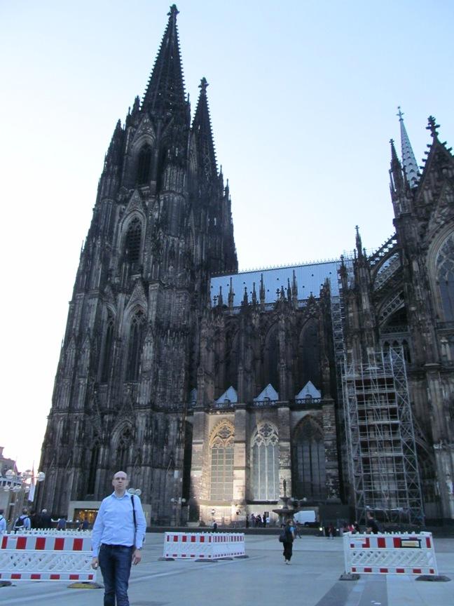 Пряников и Кёльнский собор