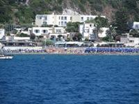 Пляж Сан Франческо в Форио фото