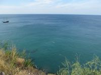 Пляж в бухте Кава Градо Искьи