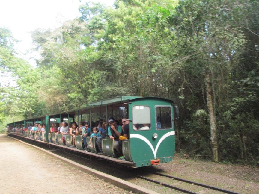 поезд, игуасу, аргентина